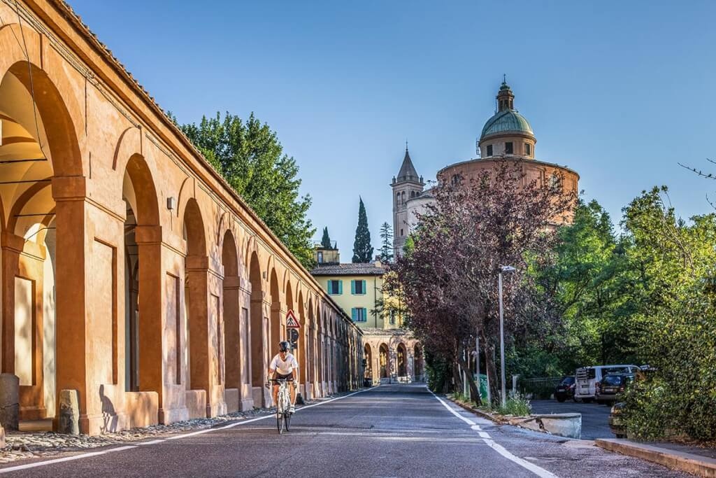 Santuario della Madonna di San Luca © Bologna Welcome