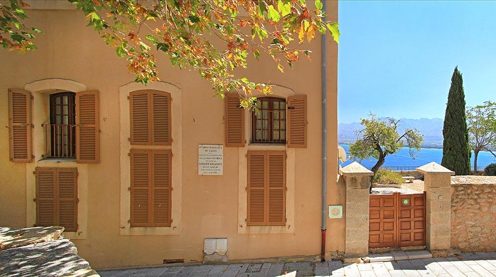 In diesem Haus kam Napoleon mit seiner Familie 1793 unter © Sébastien Aude