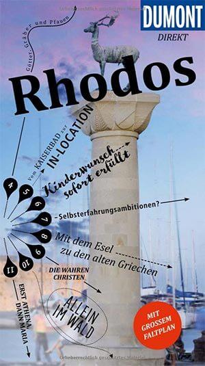 Dumont-Rhodos-Reisefuehrer