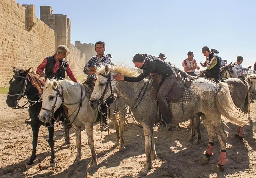 Guardian-Reiter, Frauen und Männer