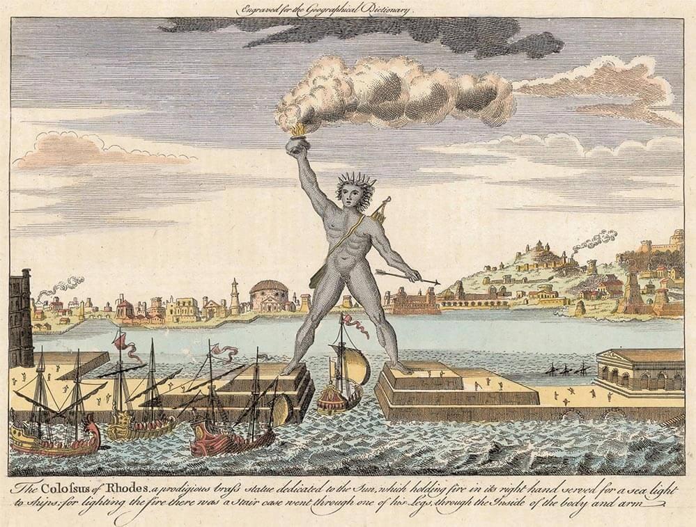 Kupferstich eines unbekannten Künstlers, etwa 16. Jhd. © Wikipedia