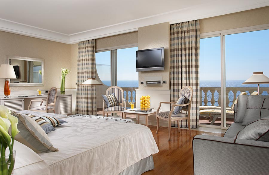 Junior-Suite-Deluxe Royal Hotel Sanremo