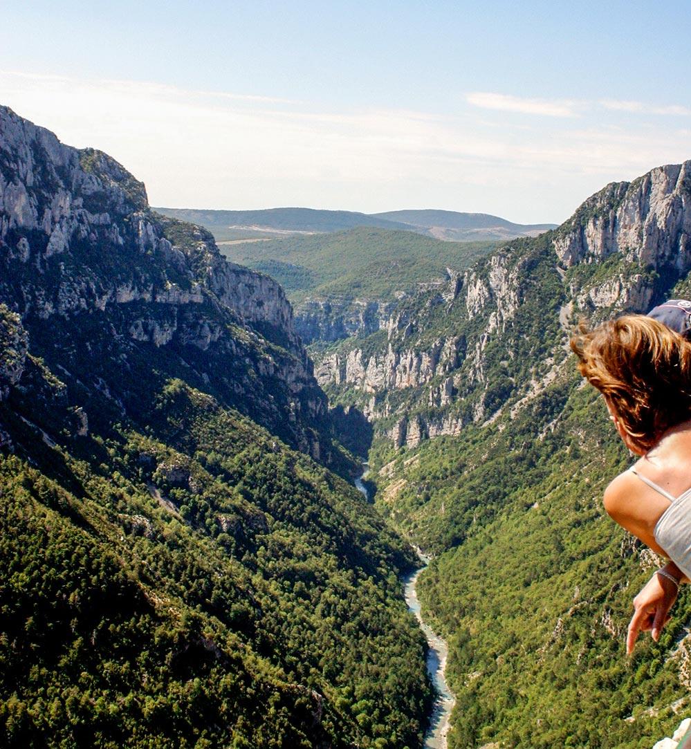Provence Urlaub Gorges du Verdon © C. Chillio