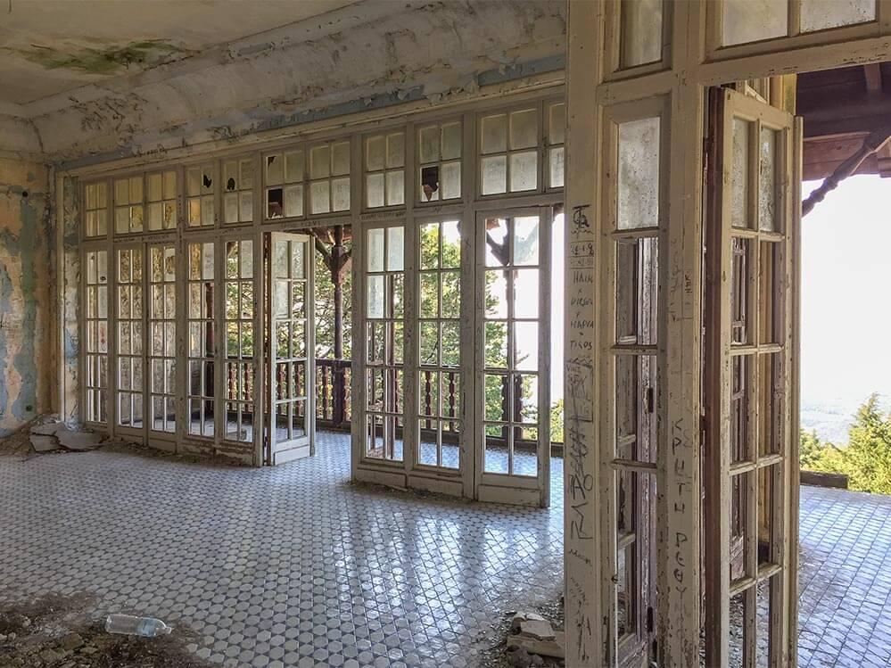 Geheimtipp Mussolini-Villa © Siegbert Mattheis