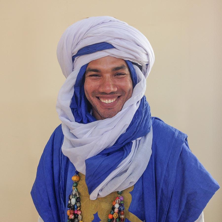 Der sympathische Barak Oussidi