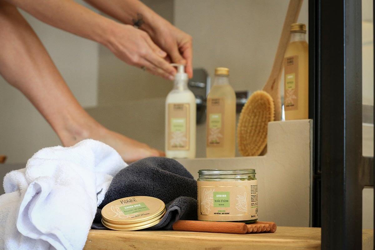 Hautpflege mit Naturprodukten von Marius Fabre