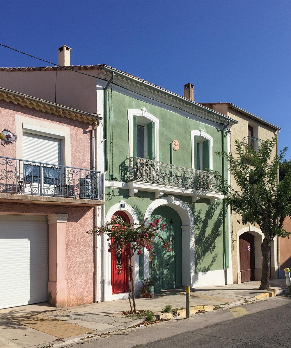 Überall schöne kleine Häuser in der Altstadt © Siegbert Mattheis