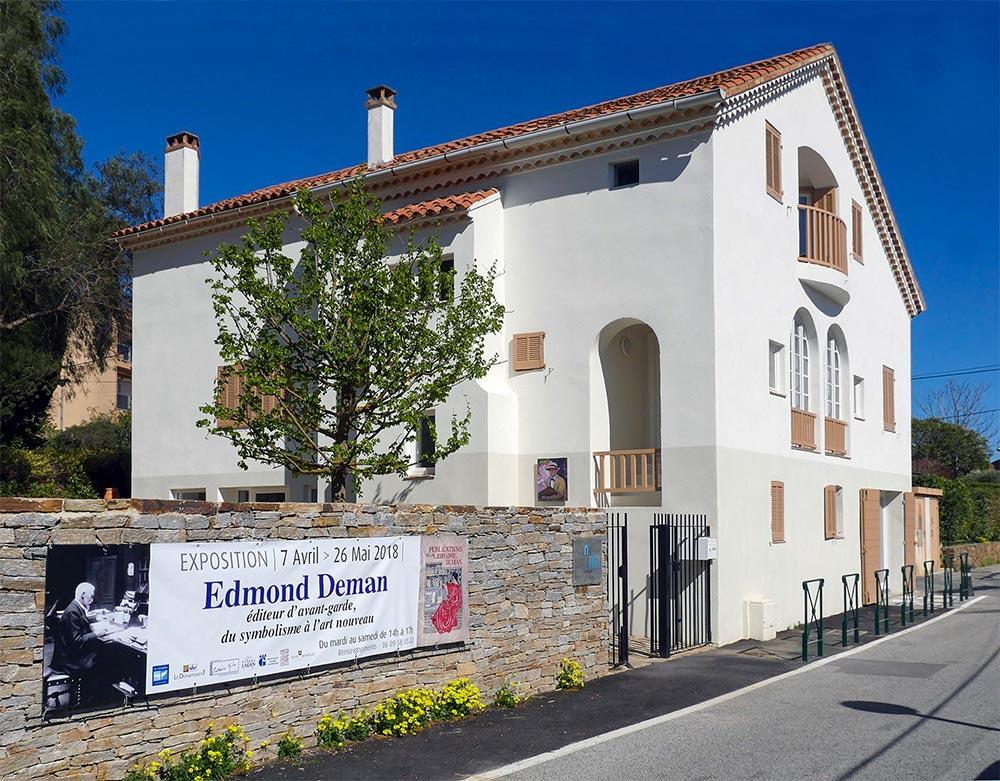 Villa Théo © OT Le Lavandou