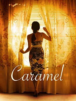 Filmcover Caramel, Frau vor Fenster
