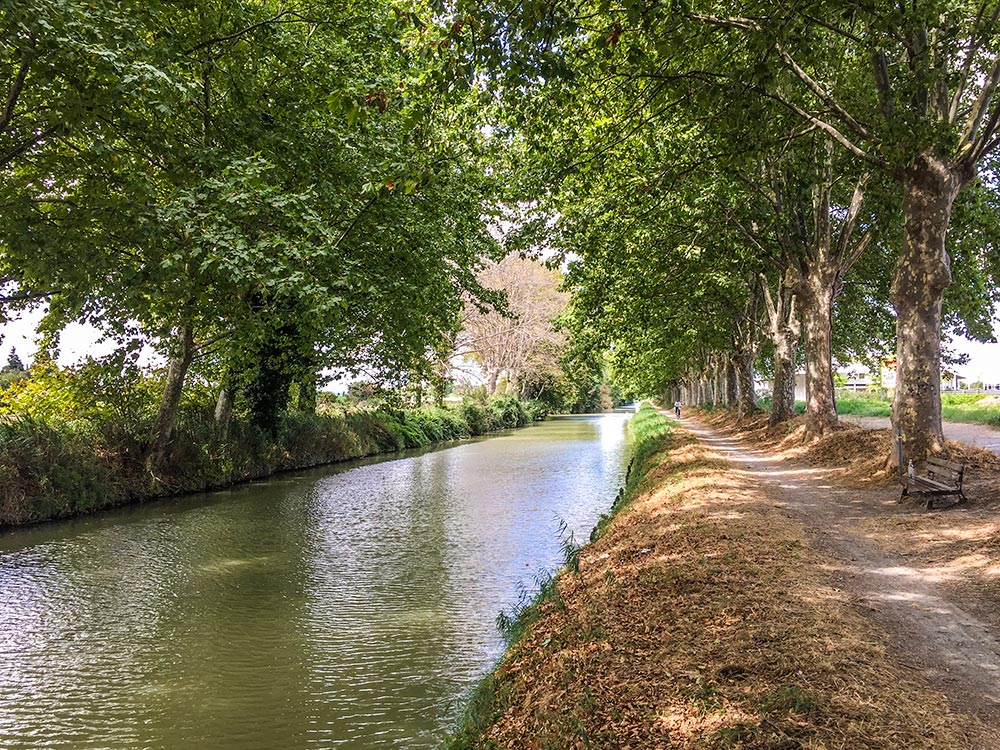 Der Kanal de la Robine © Siegbert Mattheis