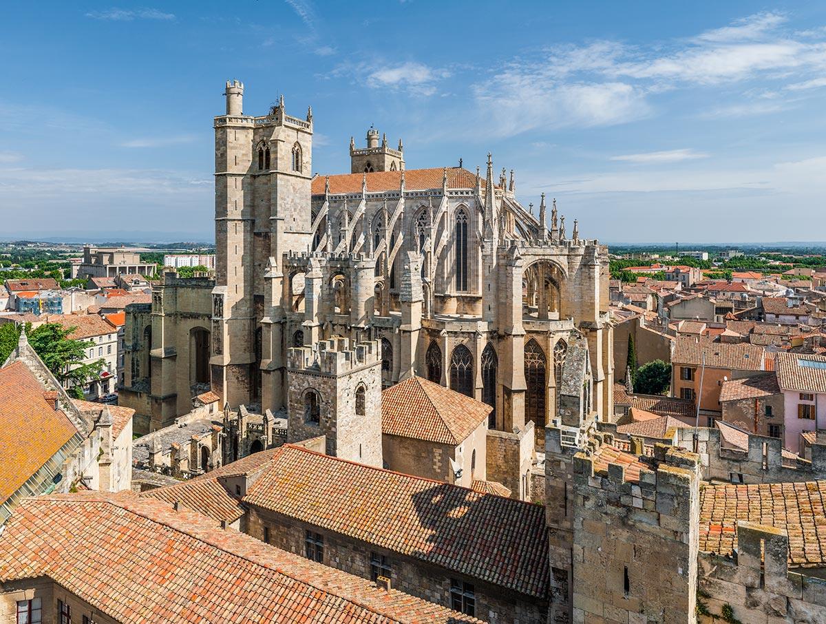Die Kathedrale von Narbonne © Benh LIEU SONG, Wikipedia