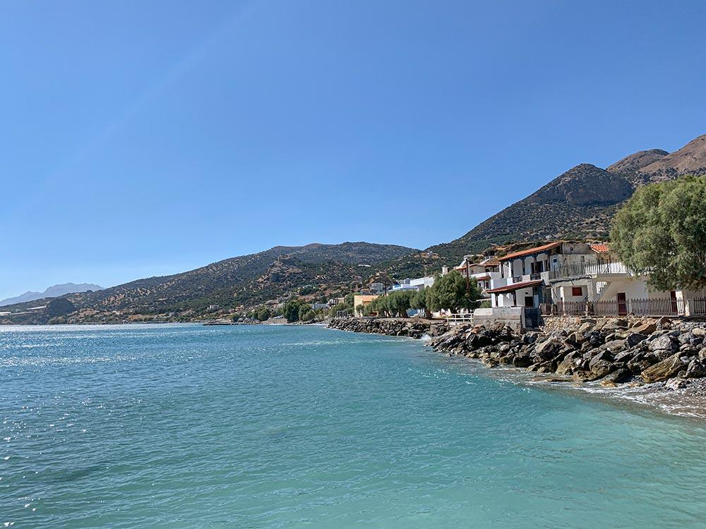 Keratokampos und Kastri im Süden von Kreta