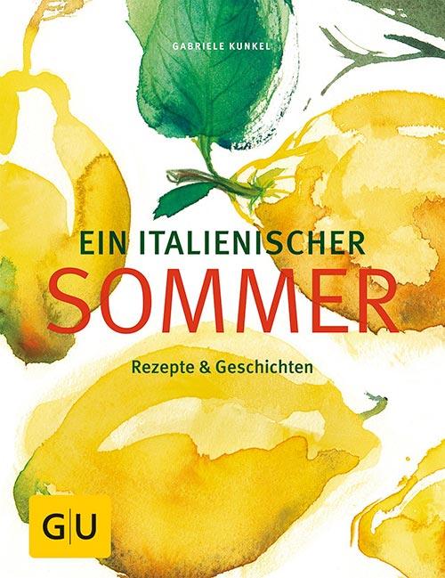 Buchtitel: Ein italienischer Sommer