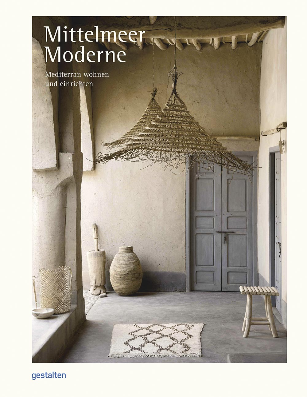 Buchcover Mittelmeer Moderne