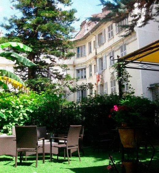 Villa-Rivoli-Garten