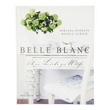 Buchtipp: Belle blanc