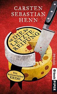 Buch: Carsten Sebastian Henn: die letzte Reifung